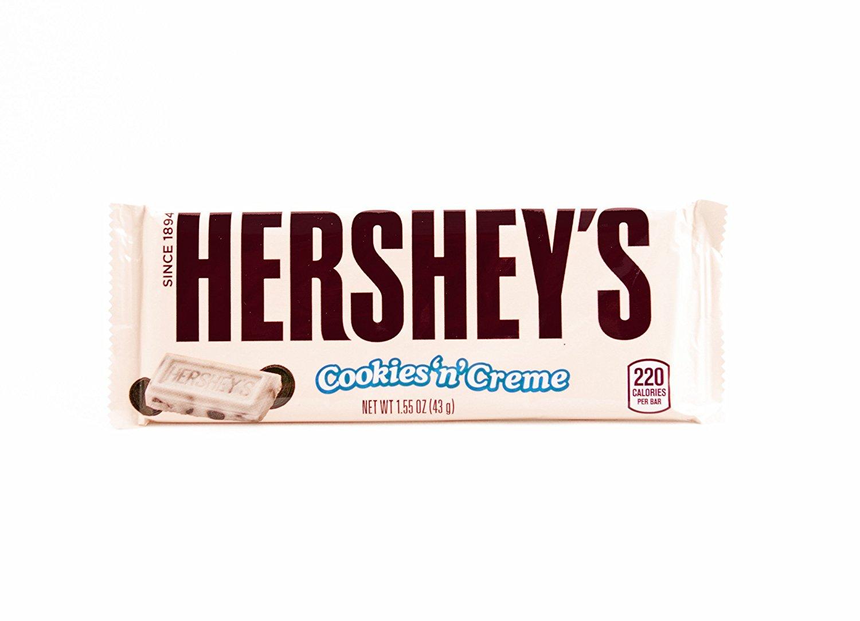 hershey's CookienCreme