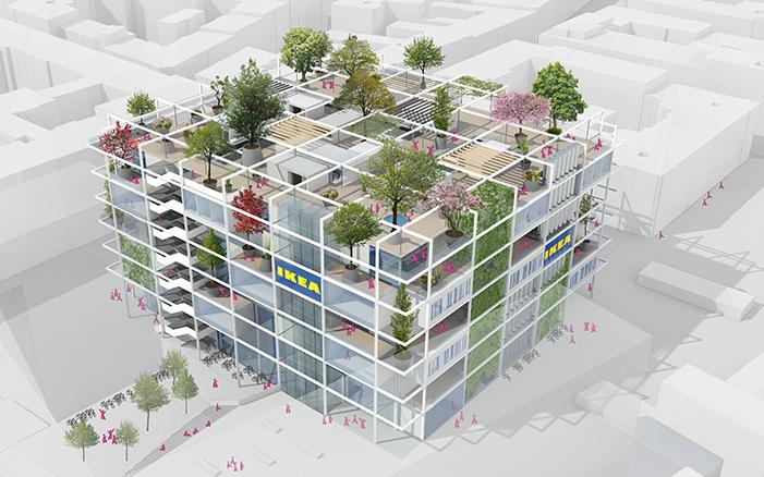 Ikea Westbahnhof Wien: Wann er eröffnet und alle Infos