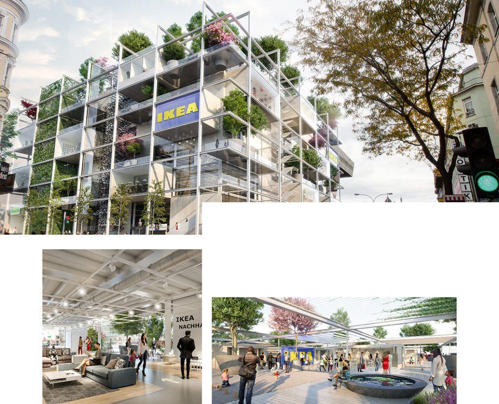Alle Infos zum neuen Ikea-Standort in Wien am Westbahnhof