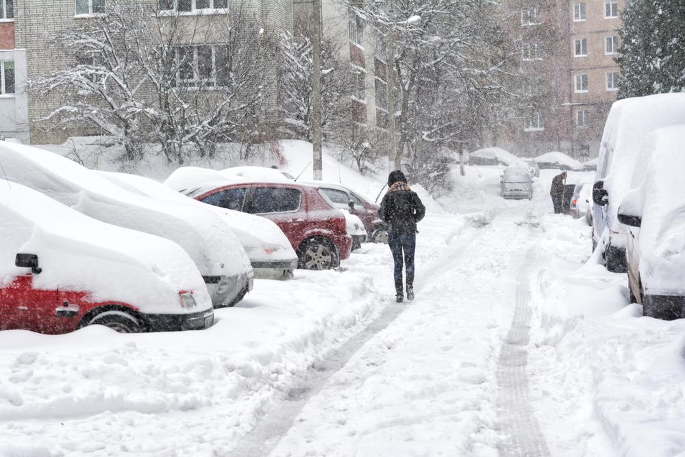 Schnee am Wochenende: Der Winter kehrt zurück!