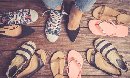 Von der High-Heel-Tante zur Fußbettfetischistin