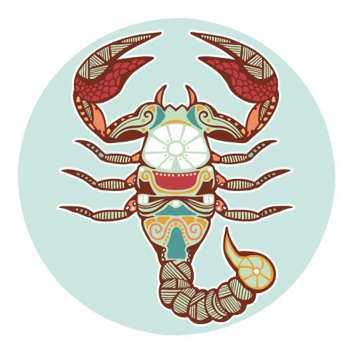 Skorpion Wochenhoroskop