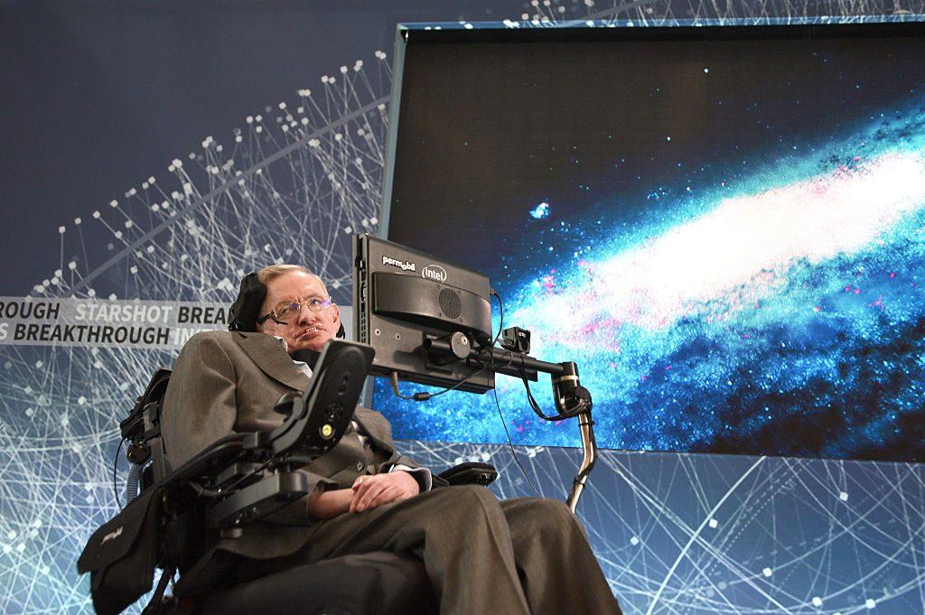 StephenHawkingist tot: Astrophysiker in Cambridge gestorben