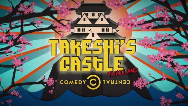 Takeshi's Castle kommt mit neuen Folgen zurück