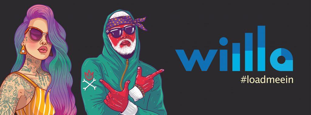 willla - #loadmeein