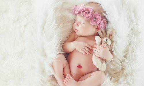 Babynamen in Farbe: Die schönsten von Farben inspirierten Vornamen
