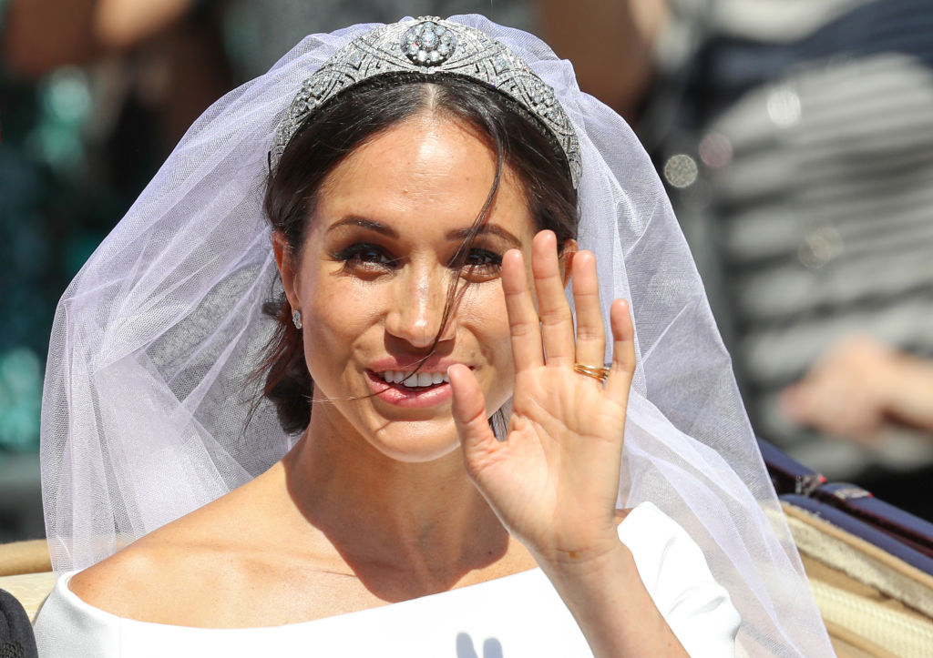 Meghan Markle: Alles über ihr Hochzeitskleid