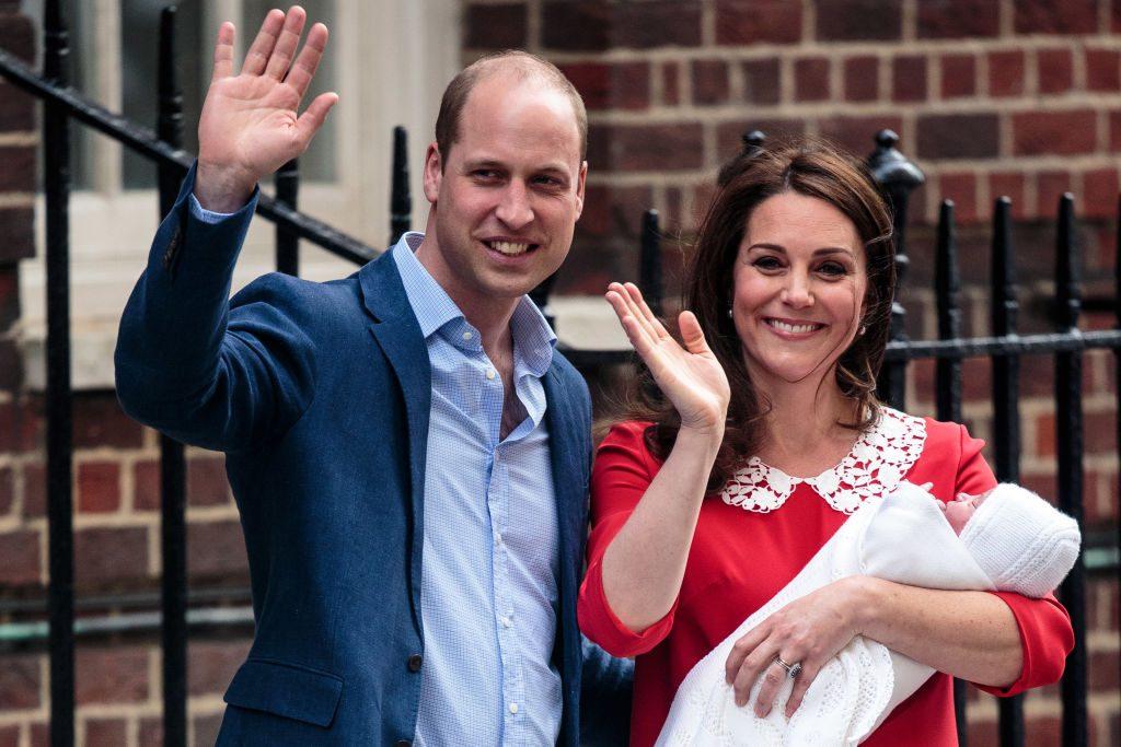 William & Kate Baby 3: Die ersten Fotos des neuen Prinzen