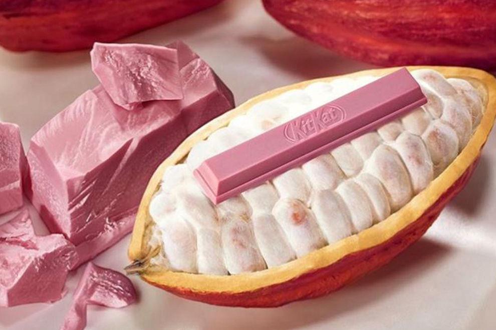 Rosa KitKat in Österreich: Endlich können wir die pinke Schoko kaufen