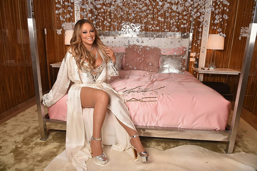 Mariah Carey hat bipolare Störung