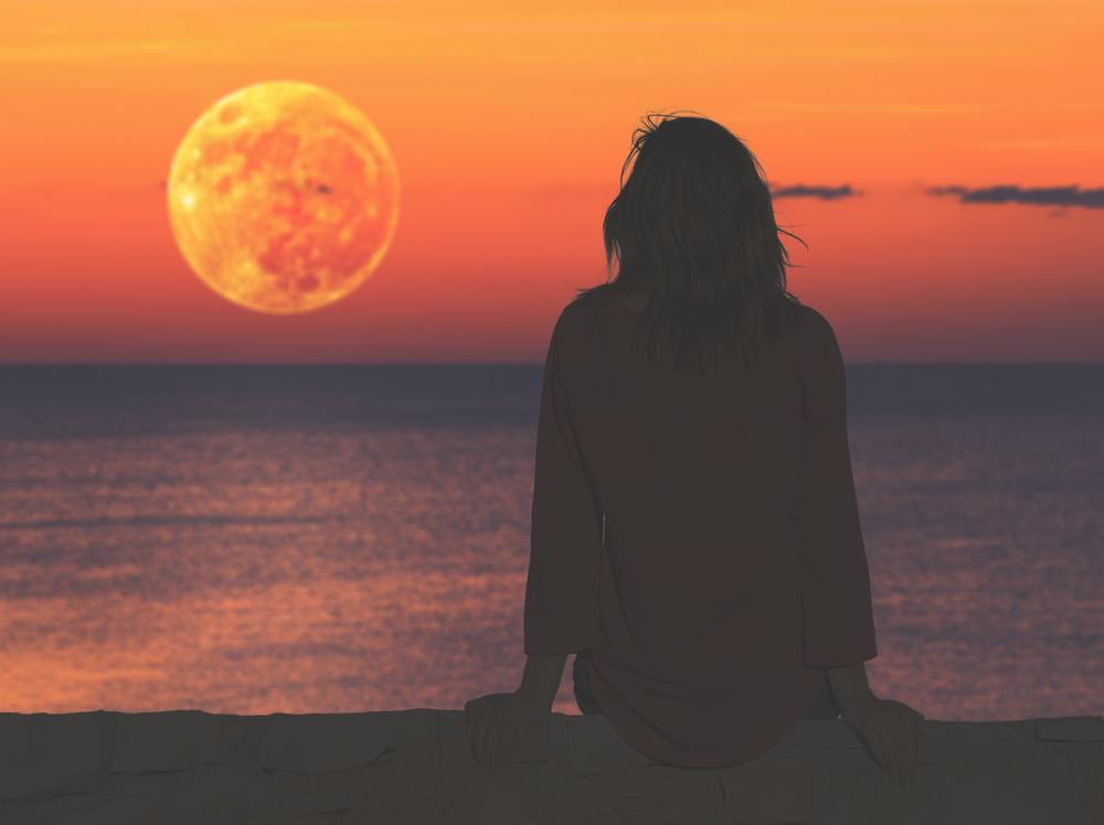 Was dein Mondzeichen über dich aussagt