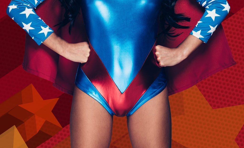 Heldin: 6 geheime Superkräfte, die deine Vagina hat