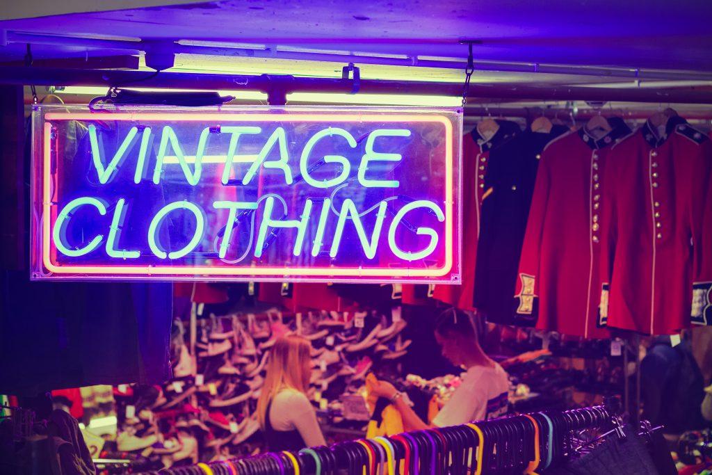 Die besten Vintage und Second Hand Läden in Wien