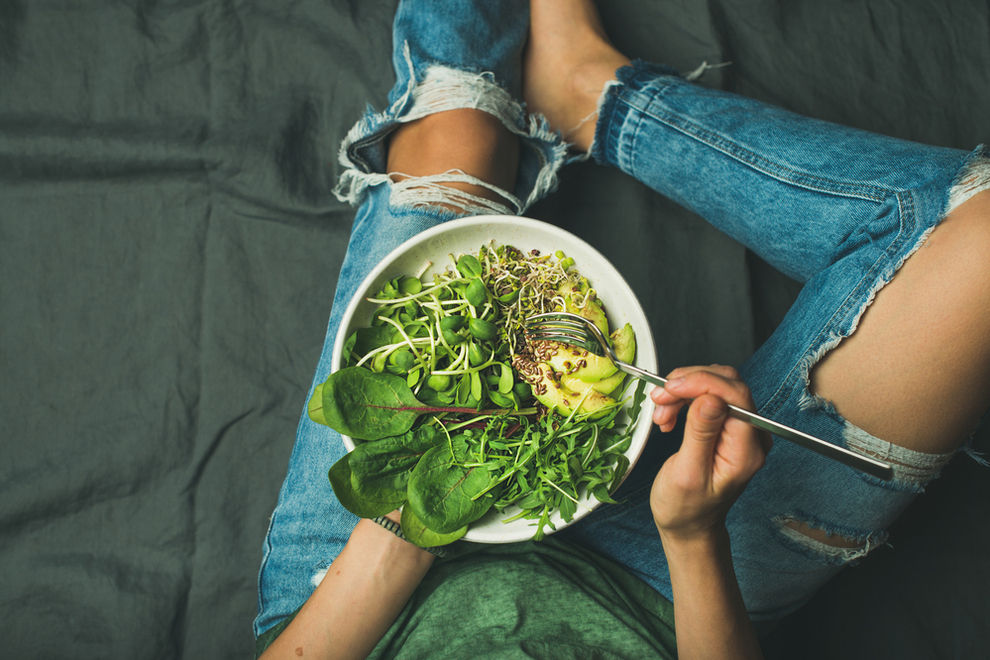 10 Lebensmittel, die deinen Stoffwechsel anregen