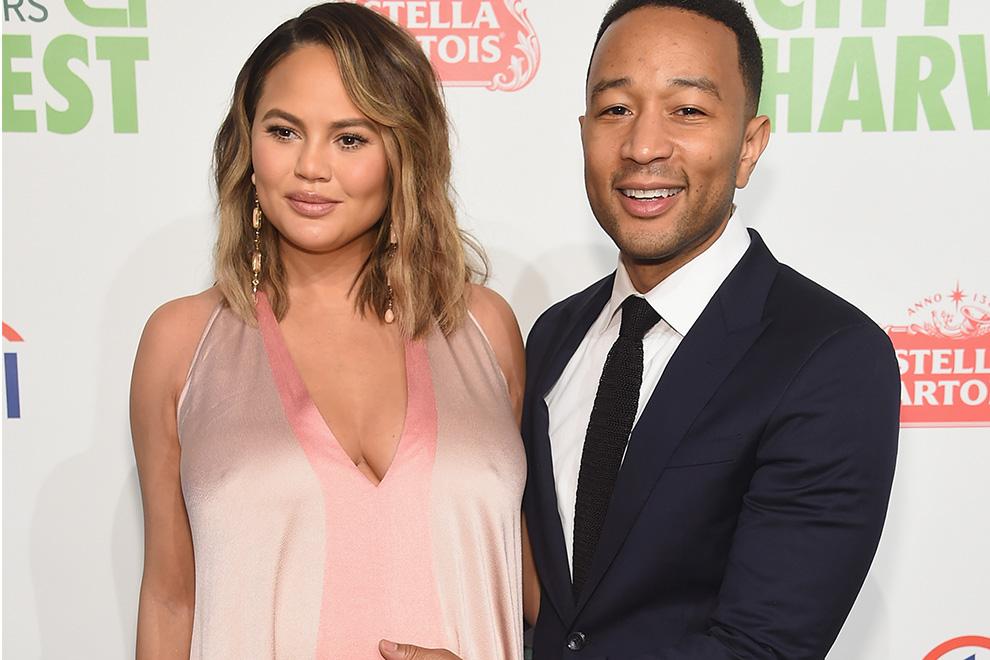 Chrissy Teigen und John Legend: Ihr zweites Baby ist da!
