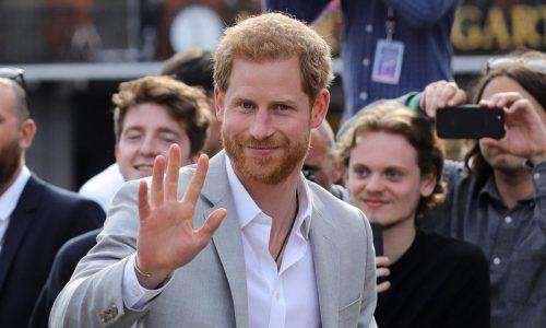 Prinz Harry hatte kurz vor Hochzeit Telefongespräch mit Ex Chelsy Davy