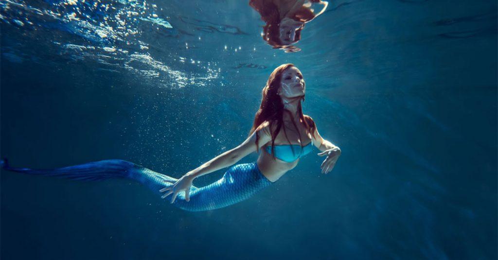 5 Gründe, weshalb wir immer schon Meerjungfrauen sein wollten
