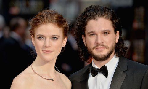 Game of Thrones-Hochzeit: Kit Harington und Rose Leslie haben ja gesagt
