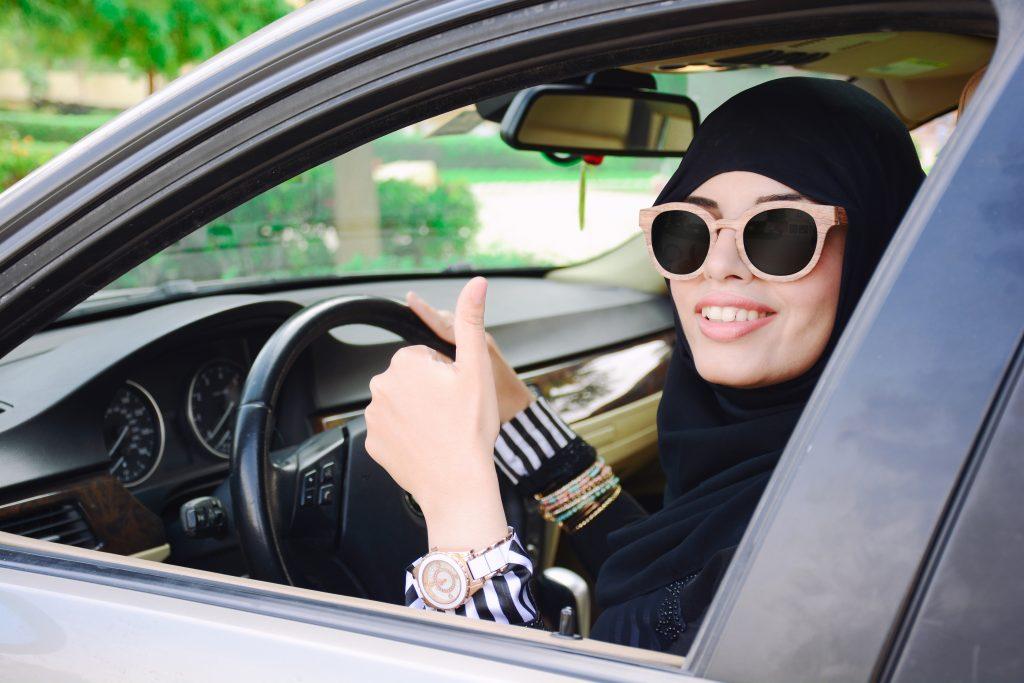 Frauen in Saudi-Arabien dürfen jetzt Autofahren
