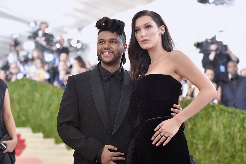 Bella Hadid & The Weeknd sind wieder zusammen