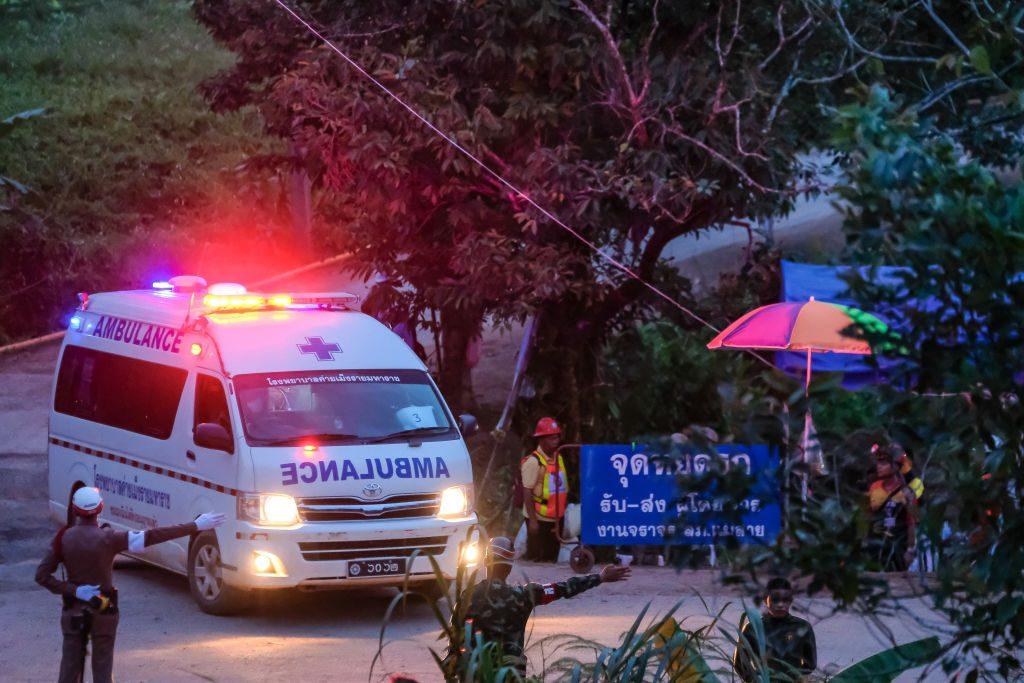 Thailand: Alle 12 Buben endlich aus Höhle gerettet
