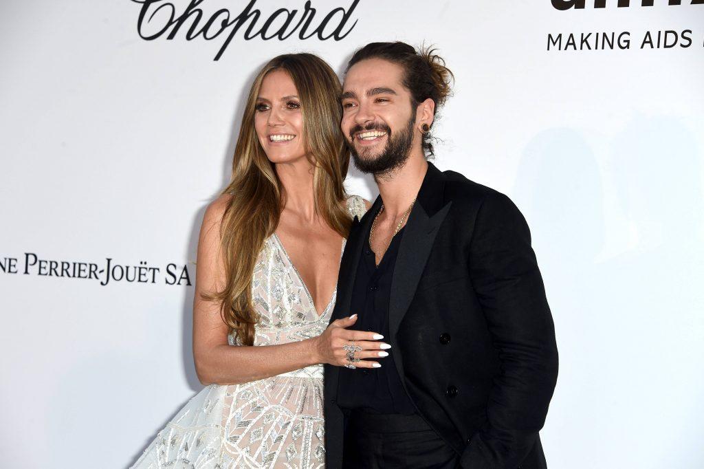 Heidi Klum und Tom Kaulitz knutschend in Babyladen gesichtet