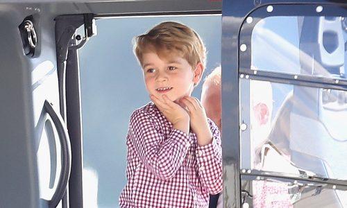 Prinz George: So feiert er seinen 5. Geburtstag