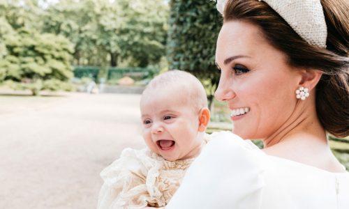 Prinz Louis: So süß war der kleine Prinz bei seiner Taufe