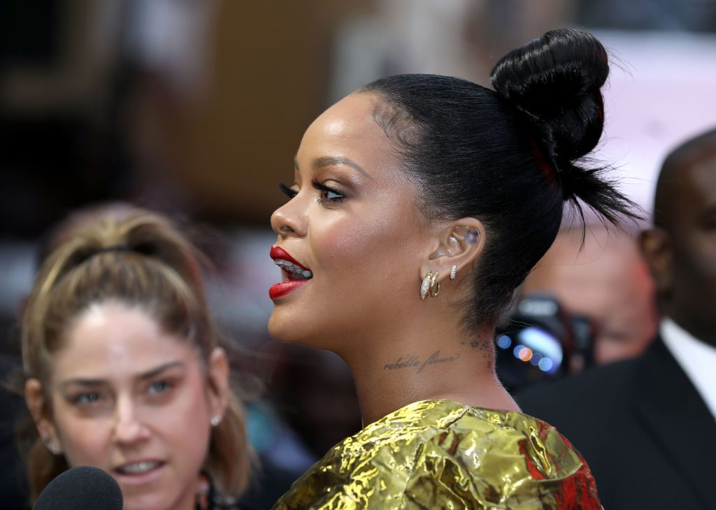 Das indische Model Renee Kujur sieht exakt aus wie Rihanna