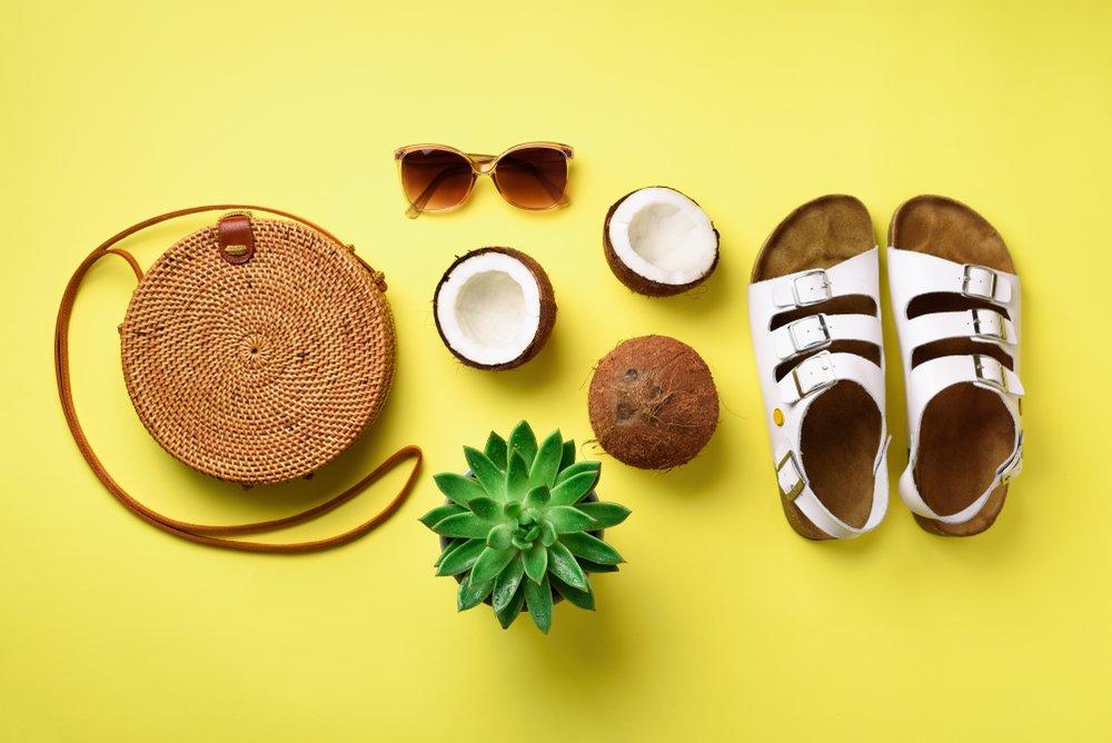 Mit diesen stylishen Schlappen bist du im Sommer der absolute Hingucker