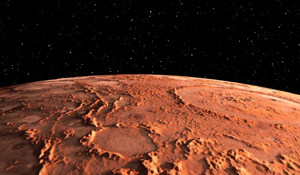 Wasser auf dem Mars gefunden: Gibt es dort Leben?