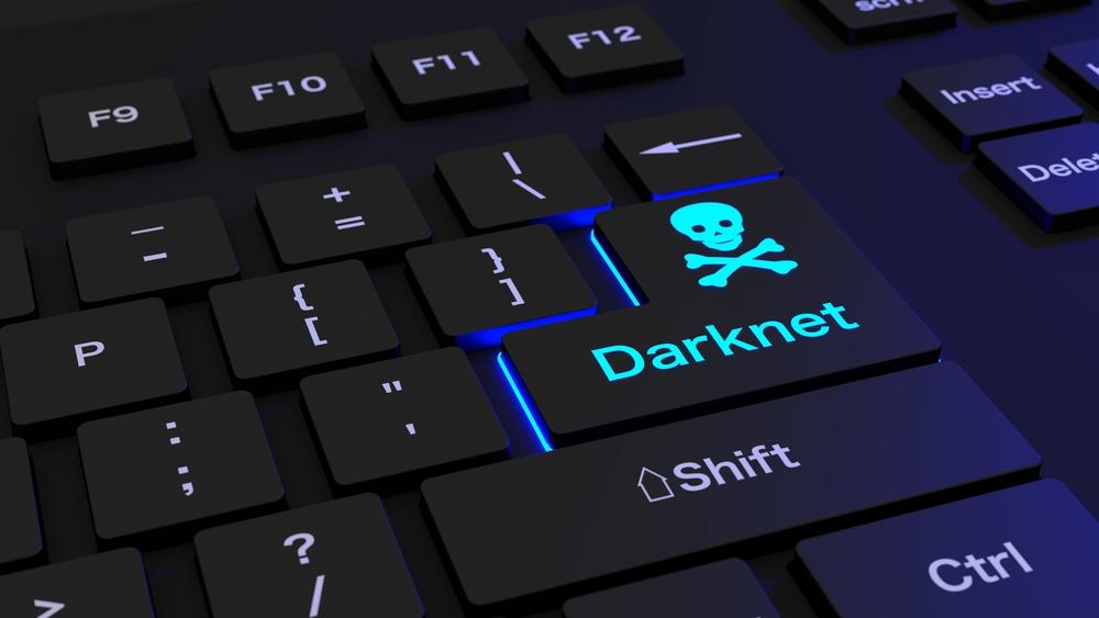 Eigenes Kind im Darknet verkauft: 12 Jahre Haft