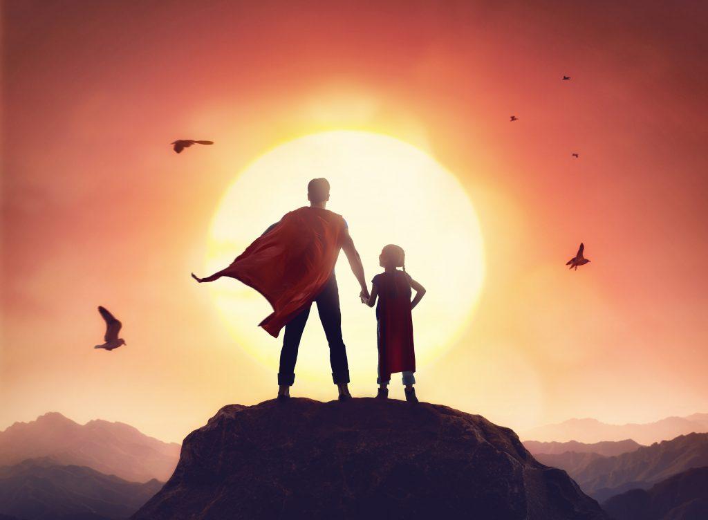 Was wir von den Helden unserer Kindheit lernen können