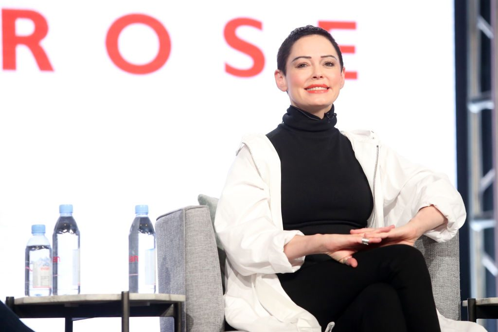"Rose McGowan bekommt GQ ""Men of the Year""-Award"