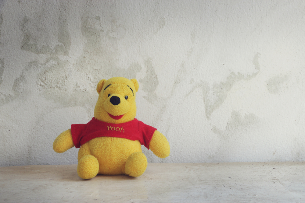 Winnie Pooh Film in China verboten