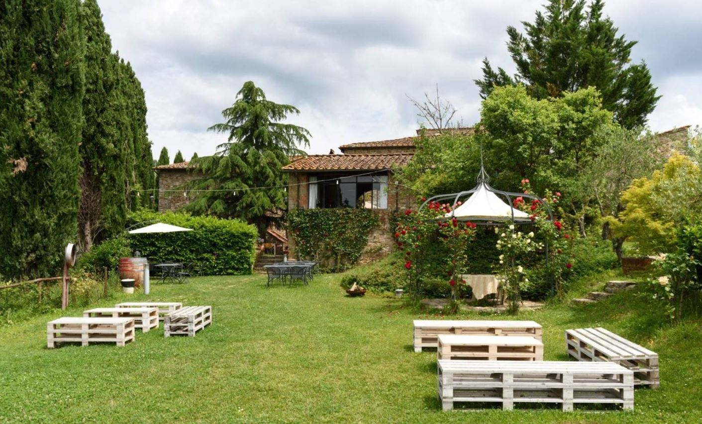 Villa in Toskana