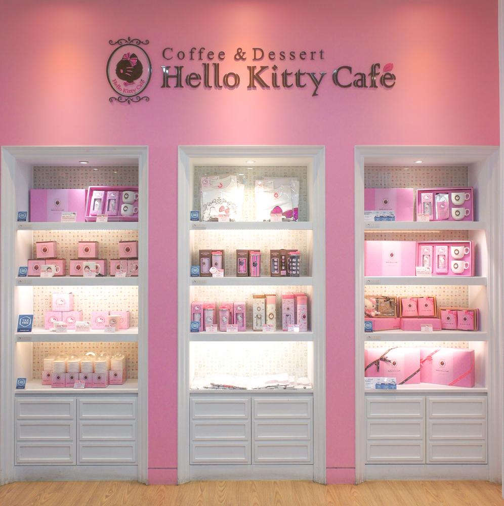 """Jetzt eröffnet das erste """"Hello Kitty""""-Café"""