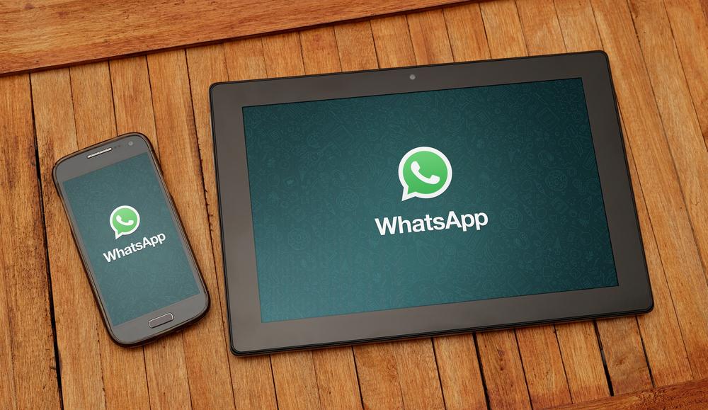 WhatsApp auf Tablet installieren: So funktioniert's
