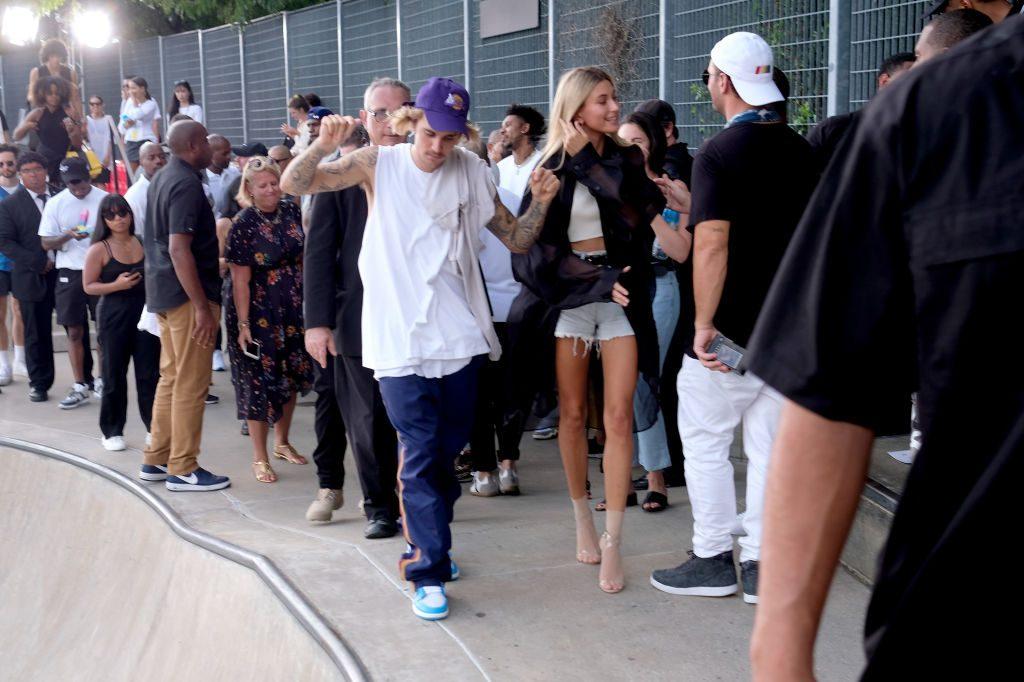 Justin Bieber hat sich seine Haare erneut abrasiert