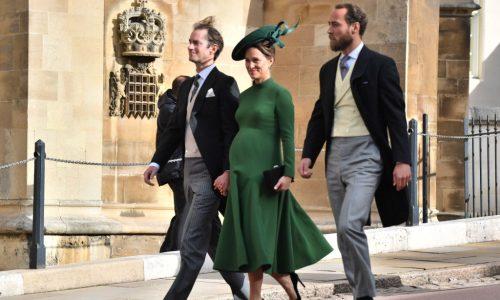 Pippa Middleton: Ist ihr Baby schon da?