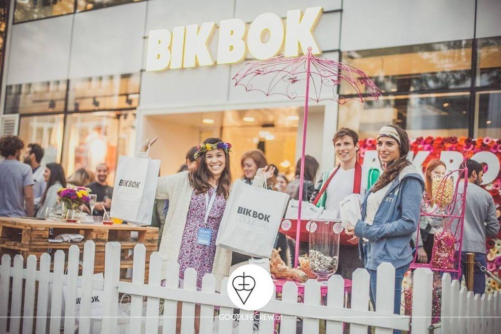 Bik Bok Flagshipstore eröffnet auf der Mariahilferstraße