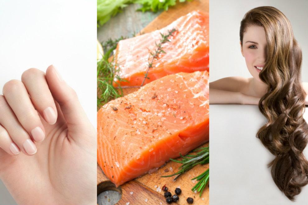 5 Beautyfoods, die Haut, Haare und Nägel schöner machen