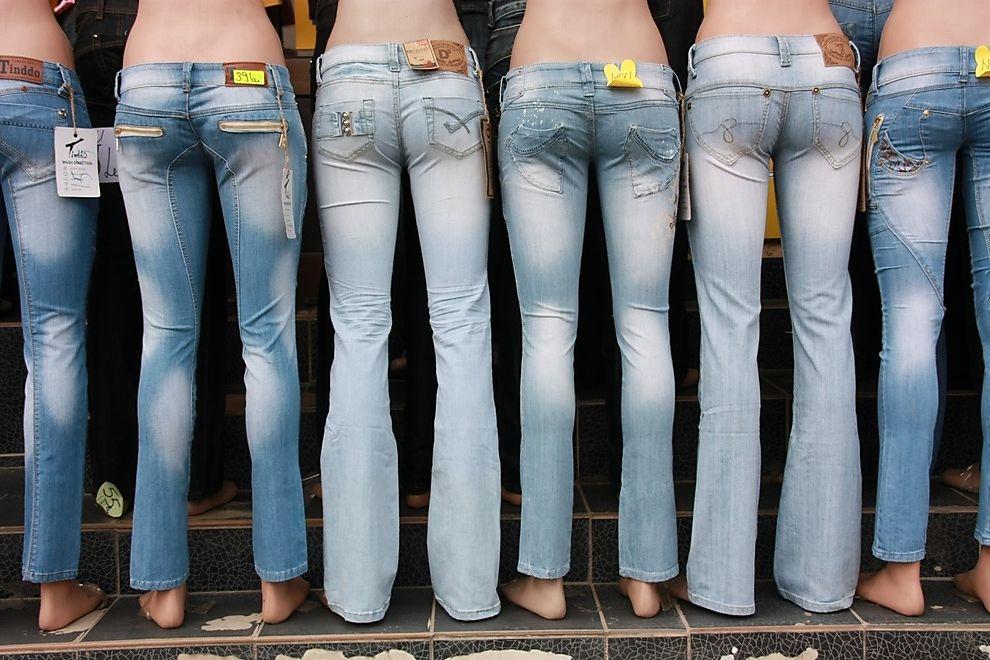 Jeans sind immer und überall gesellschaftsfähig