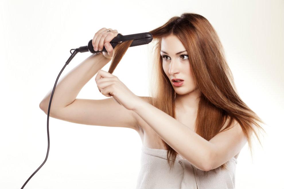 So schützt du deine Haare optimal vor Hitze