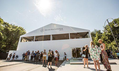 Fashion Week für Anfänger