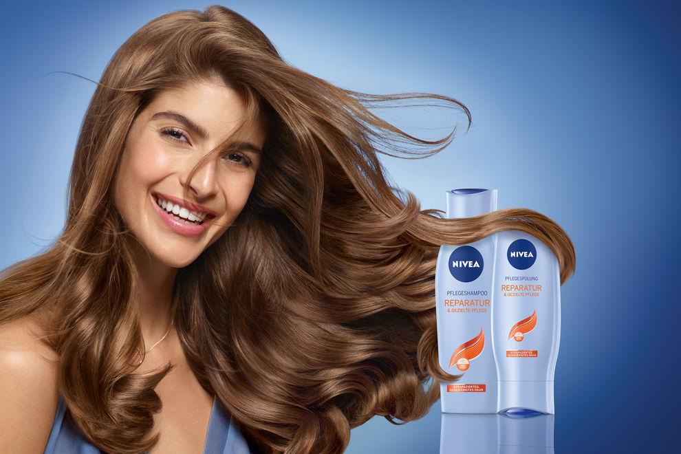 Die neue NIVEA Haar-Reparatur begeistert