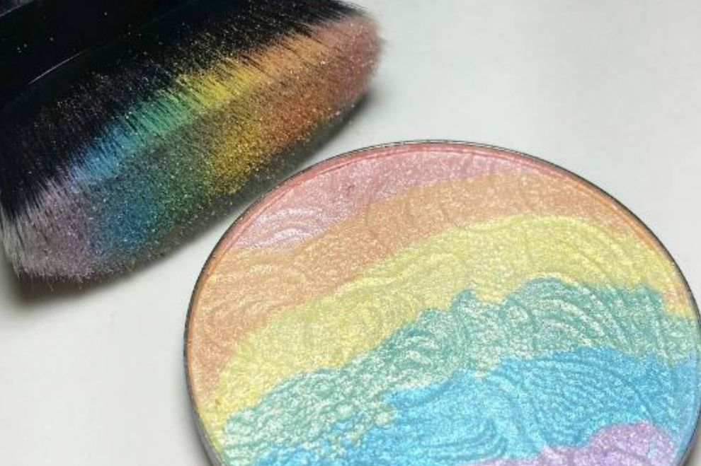 Regenbogen-Highlighter!
