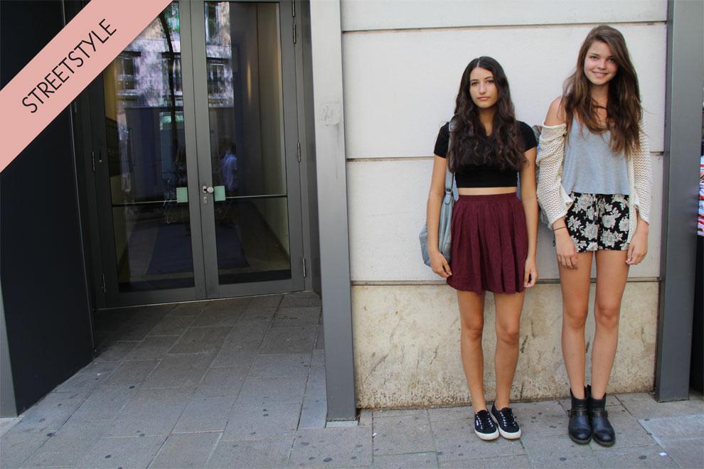 Alba und Alessandra