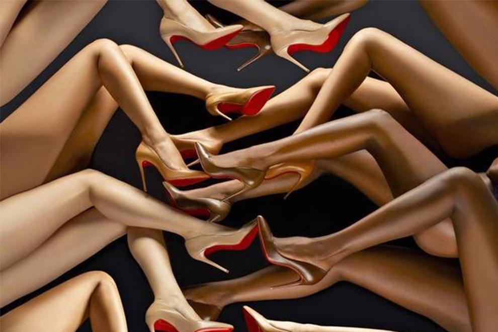 Louboutin bringt Nude-Kollektion für alle Hautfarben auf den Markt