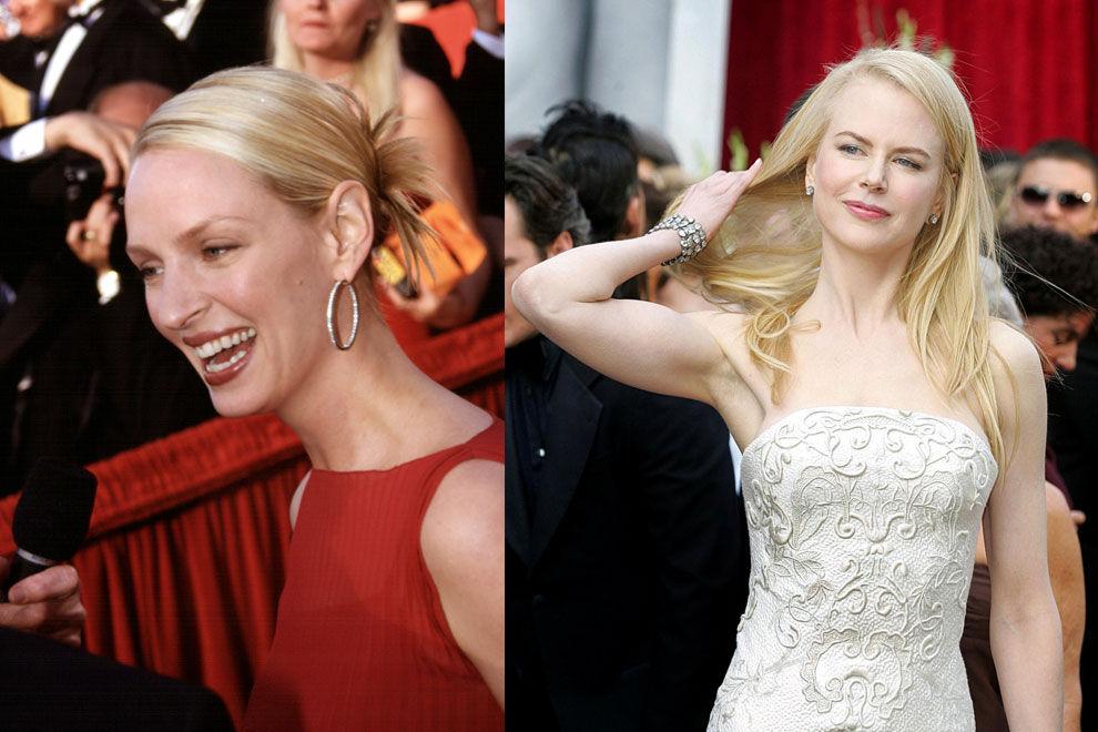 So haben sich die Hairstyles am Red Carpet verändert